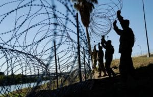 More troops heading to US-Mexico border, Pentagon says