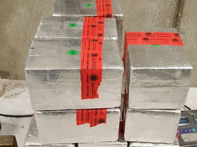 $2.2M in Meth Seized at Texas Border Port of Entry, Say Feds
