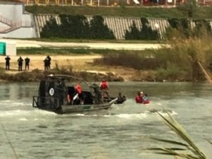 Border Patrol Agents Rescue Migrants, Toddlers from Rio Grande