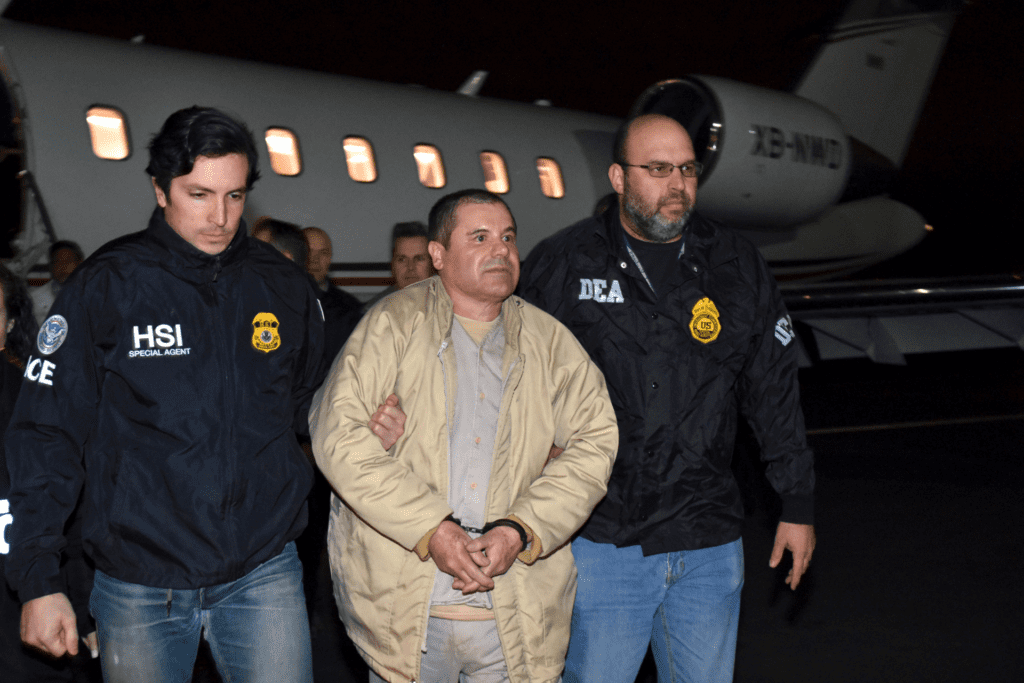 The Latest: US jury convicts El Chapo on all counts