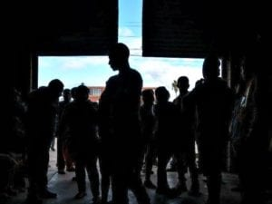 2,287 Migrants in Quarantine for Communicable Disease Outbreaks