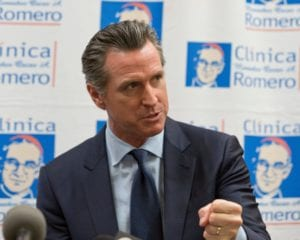 California Gov. Gavin Newsom plans Central America trip to examine 'root causes of migration'