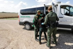 More than 100,000 migrants apprehended or turned away at border in March, CBP reveals